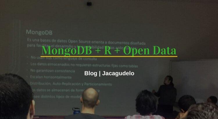MongoDB+R+OpenData